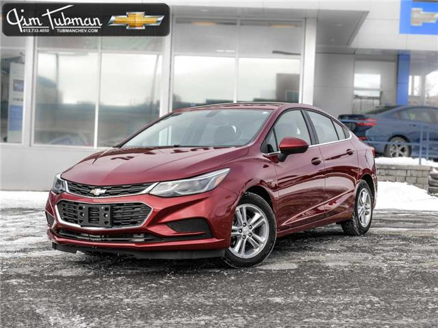 2017 Chevrolet Cruze LT Auto (Stk: P7131AA) in Ottawa - Image 1 of 23