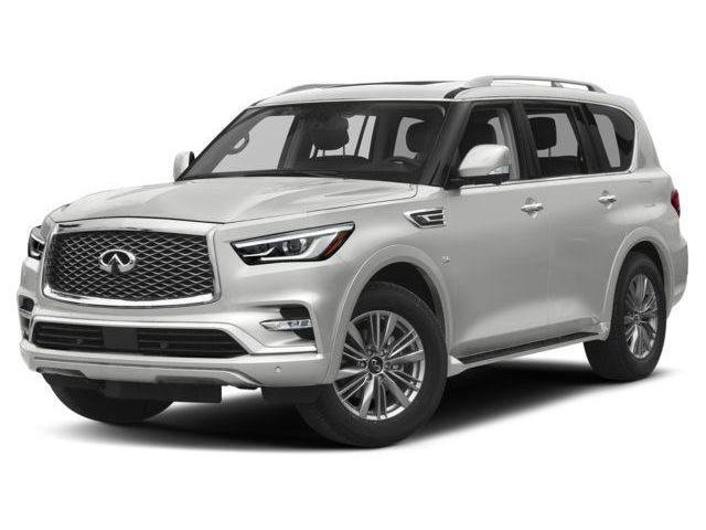 2019 Infiniti QX80 LUXE 7 Passenger (Stk: 919012) in London - Image 1 of 9