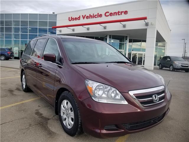 2007 Honda Odyssey EX (Stk: 6190307V) in Calgary - Image 1 of 24