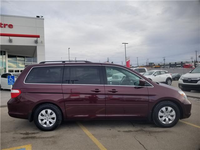 2007 Honda Odyssey EX (Stk: 6190307V) in Calgary - Image 2 of 24