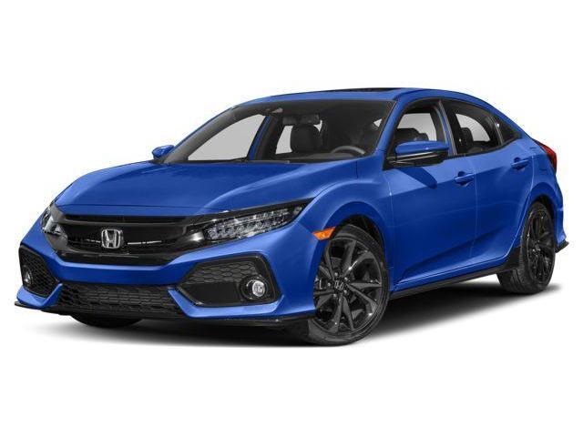 2019 Honda Civic Sport Touring (Stk: K1239) in Georgetown - Image 1 of 9