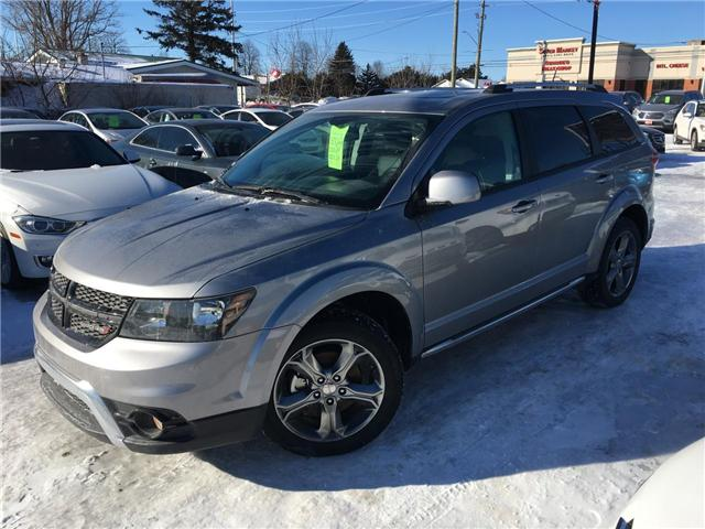2017 Dodge Journey Crossroad (Stk: 621374) in Orleans - Image 1 of 24