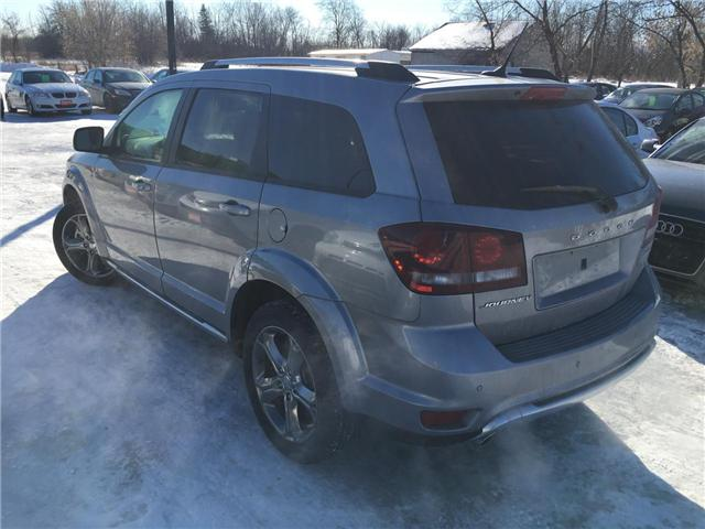 2017 Dodge Journey Crossroad (Stk: 621374) in Orleans - Image 2 of 24