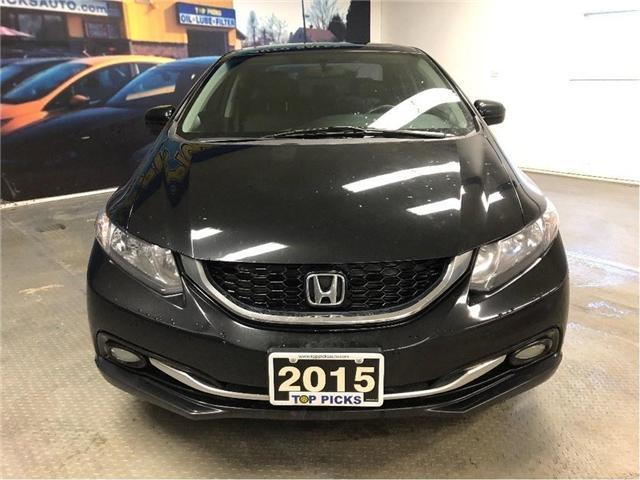 2015 Honda Civic Touring (Stk: 004408) in NORTH BAY - Image 2 of 26