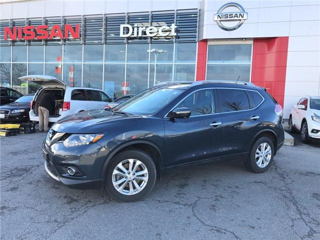 2015 Nissan Rogue SV | CERTIFIED PRE-OWNED (Stk: P0590) in Mississauga - Image 1 of 30