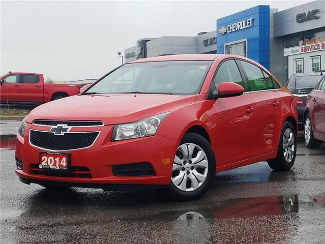 2014 Chevrolet Cruze 1LT (Stk: S531375A) in Newmarket - Image 1 of 30