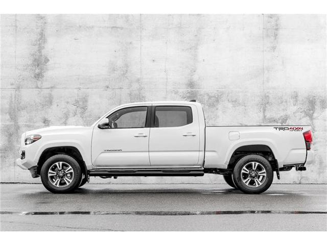2019 Toyota Tacoma 4x4 Double Cab V6 SR5 6A (Stk: H19130) in Orangeville - Image 2 of 19