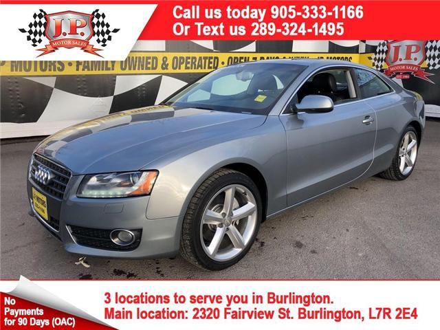 2011 Audi A5 2.0T Premium Plus (Stk: 46091) in Burlington - Image 1 of 26