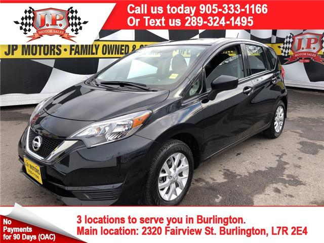 2017 Nissan Versa Note SV (Stk: 46105r) in Burlington - Image 1 of 25