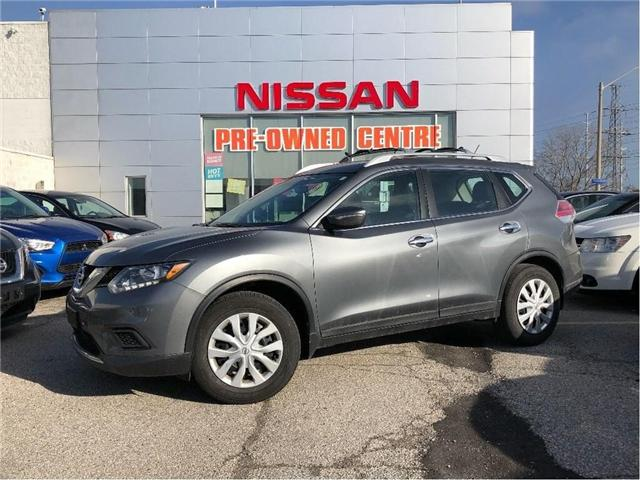 2015 Nissan Rogue S-FWD (Stk: U3008A) in Scarborough - Image 1 of 17