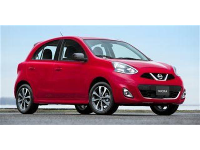 2019 Nissan Micra SV (Stk: 19-122) in Kingston - Image 1 of 1