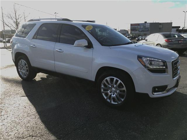 2016 GMC Acadia SLT1 (Stk: 19387A) in Windsor - Image 1 of 12
