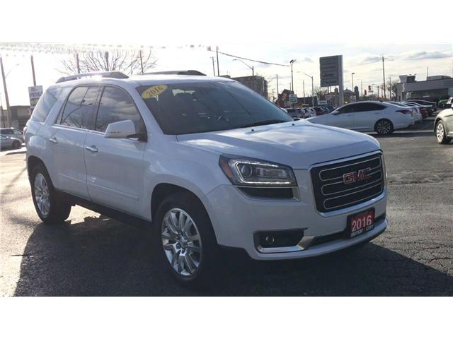 2016 GMC Acadia SLT1 (Stk: 19387A) in Windsor - Image 2 of 12