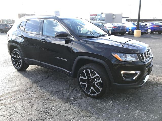 2018 Jeep Compass Limited (Stk: 44668) in Windsor - Image 1 of 12