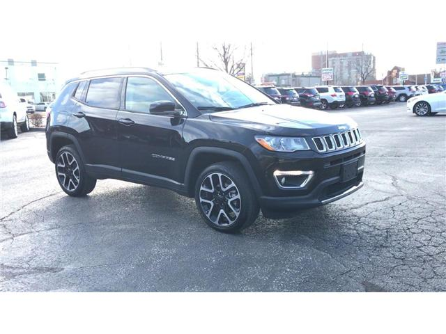 2018 Jeep Compass Limited (Stk: 44668) in Windsor - Image 2 of 12