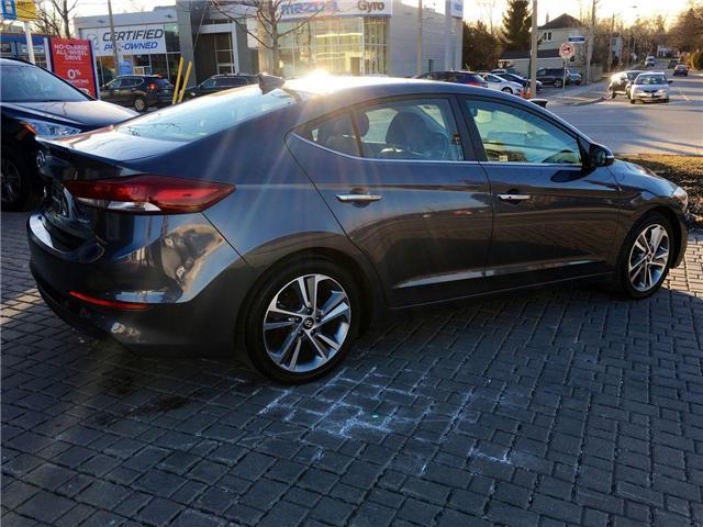 2017 Hyundai Elantra Limited Ultimate (Stk: H4112A) in Toronto - Image 11 of 30