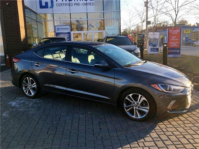 2017 Hyundai Elantra Limited Ultimate (Stk: H4112A) in Toronto - Image 13 of 30