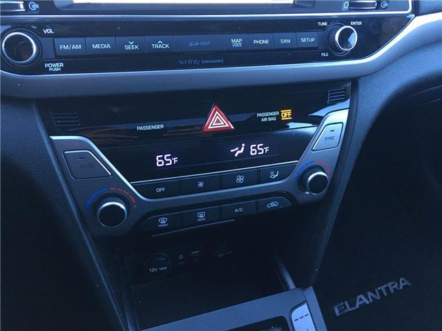2017 Hyundai Elantra Limited Ultimate (Stk: H4112A) in Toronto - Image 24 of 30