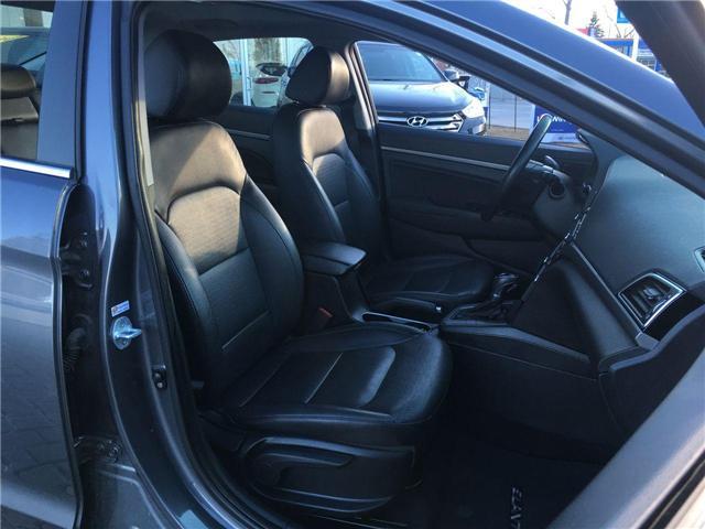 2017 Hyundai Elantra Limited Ultimate (Stk: H4112A) in Toronto - Image 26 of 30