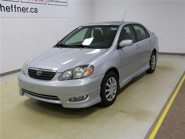 2007 Toyota Corolla Sport (Stk: 186160) in Kitchener - Image 1 of 19