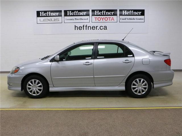 2007 Toyota Corolla Sport (Stk: 186160) in Kitchener - Image 5 of 19