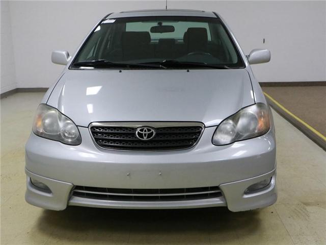 2007 Toyota Corolla Sport (Stk: 186160) in Kitchener - Image 7 of 19