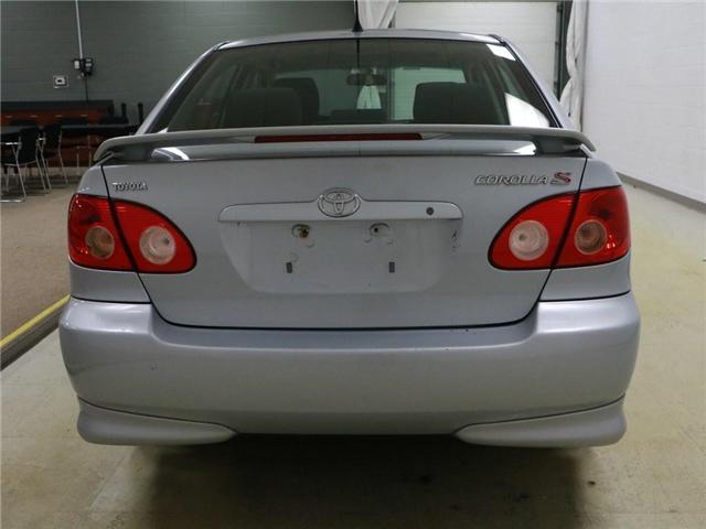 2007 Toyota Corolla Sport (Stk: 186160) in Kitchener - Image 8 of 19