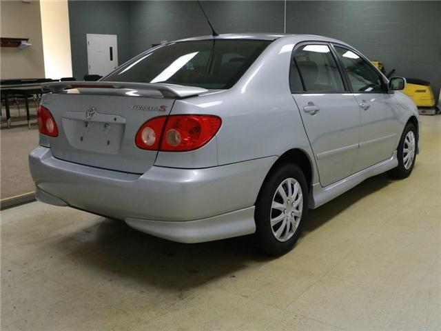 2007 Toyota Corolla Sport (Stk: 186160) in Kitchener - Image 9 of 19