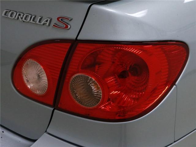 2007 Toyota Corolla Sport (Stk: 186160) in Kitchener - Image 12 of 19