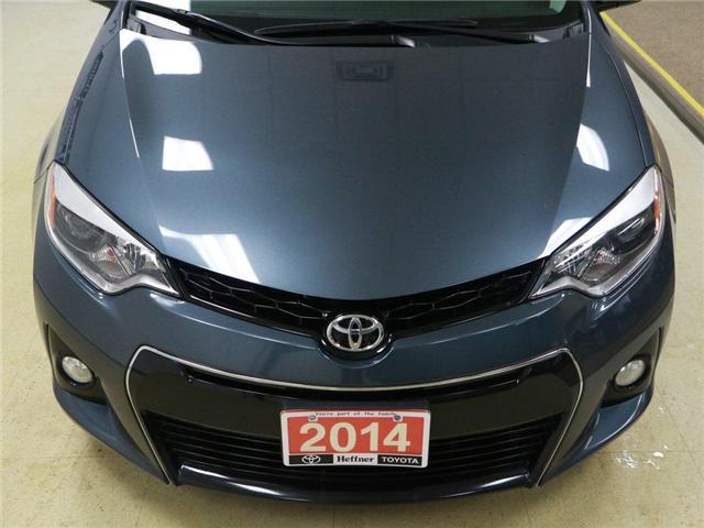 2014 Toyota Corolla S (Stk: 186566) in Kitchener - Image 24 of 28