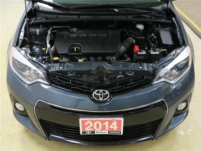 2014 Toyota Corolla S (Stk: 186566) in Kitchener - Image 25 of 28