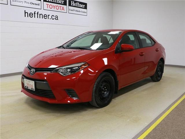 2016 Toyota Corolla LE (Stk: 186527) in Kitchener - Image 1 of 28