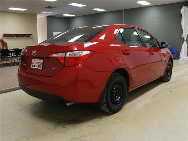 2016 Toyota Corolla LE (Stk: 186527) in Kitchener - Image 3 of 28