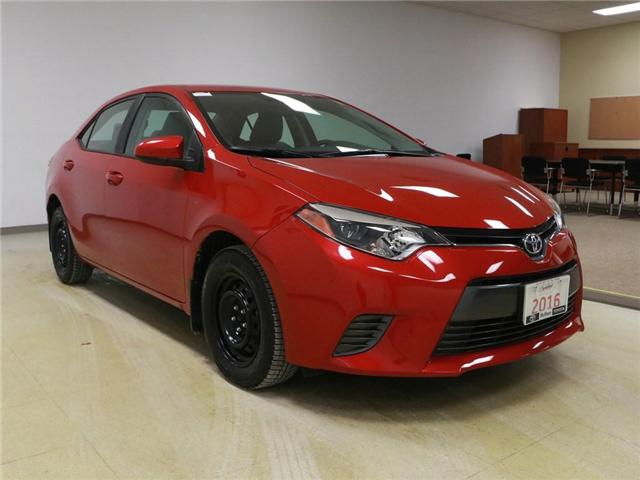 2016 Toyota Corolla LE (Stk: 186527) in Kitchener - Image 4 of 28