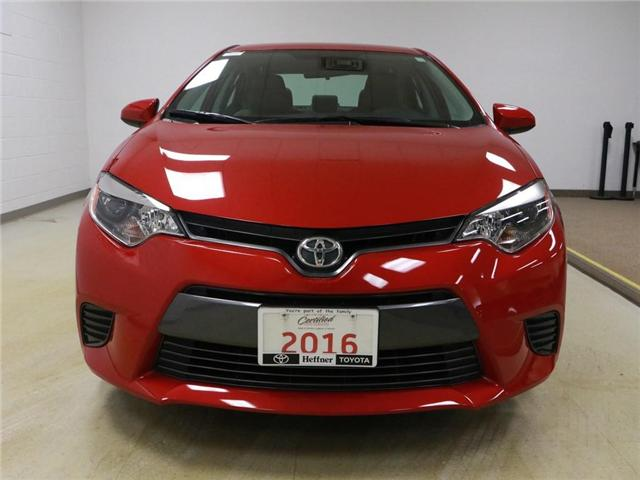 2016 Toyota Corolla LE (Stk: 186527) in Kitchener - Image 19 of 28