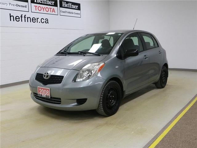 2008 Toyota Yaris LE (Stk: 186555) in Kitchener - Image 1 of 27