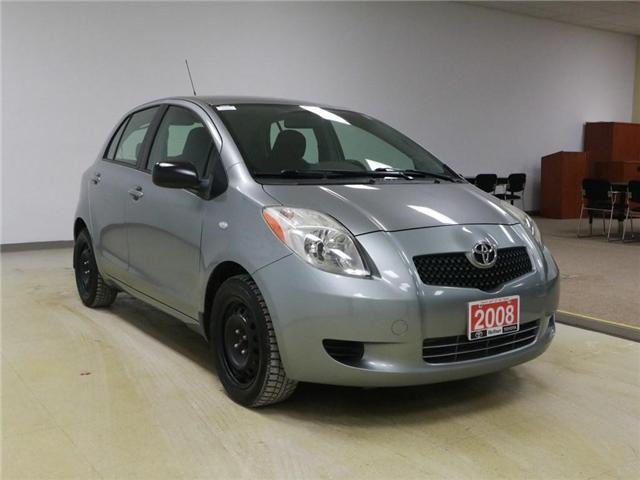 2008 Toyota Yaris LE (Stk: 186555) in Kitchener - Image 4 of 27
