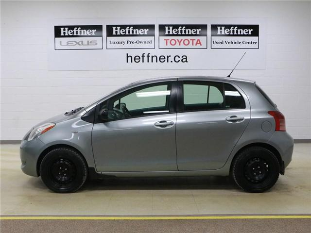 2008 Toyota Yaris LE (Stk: 186555) in Kitchener - Image 18 of 27