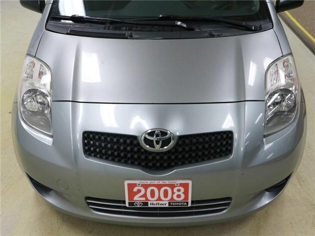 2008 Toyota Yaris LE (Stk: 186555) in Kitchener - Image 24 of 27