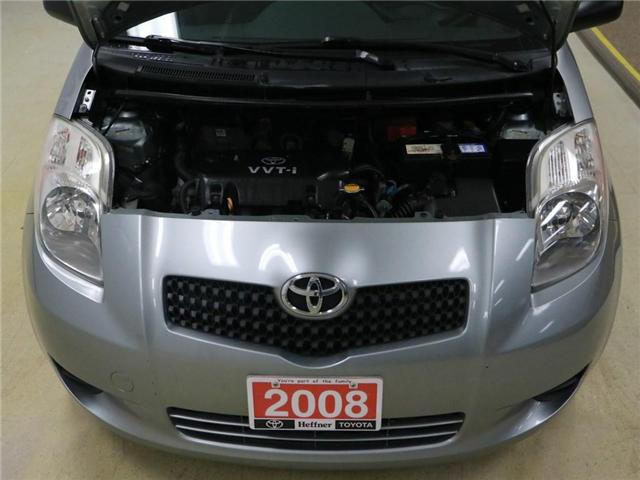 2008 Toyota Yaris LE (Stk: 186555) in Kitchener - Image 25 of 27