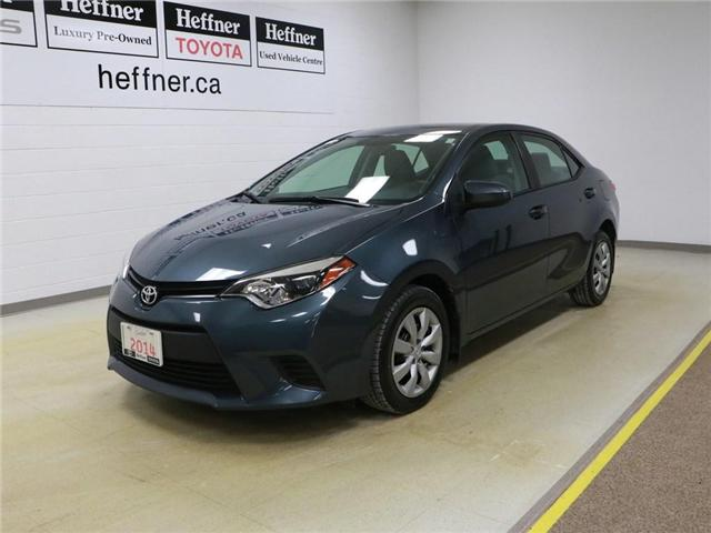 2014 Toyota Corolla LE (Stk: 186553) in Kitchener - Image 1 of 28