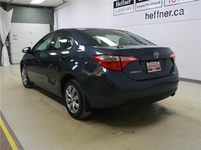 2014 Toyota Corolla LE (Stk: 186553) in Kitchener - Image 2 of 28