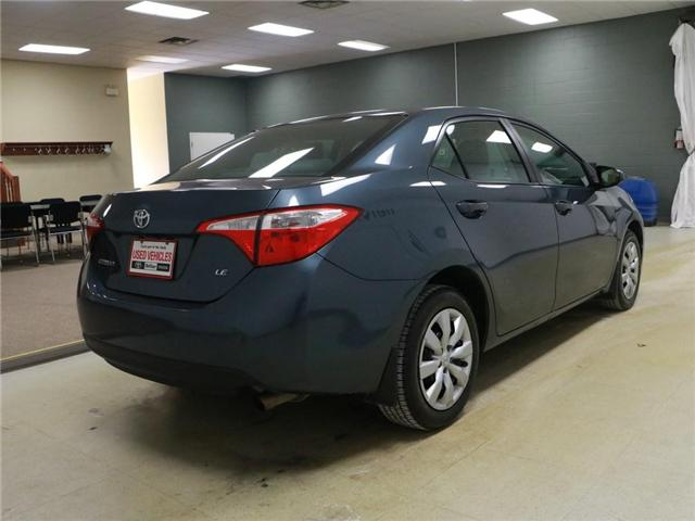 2014 Toyota Corolla LE (Stk: 186553) in Kitchener - Image 3 of 28