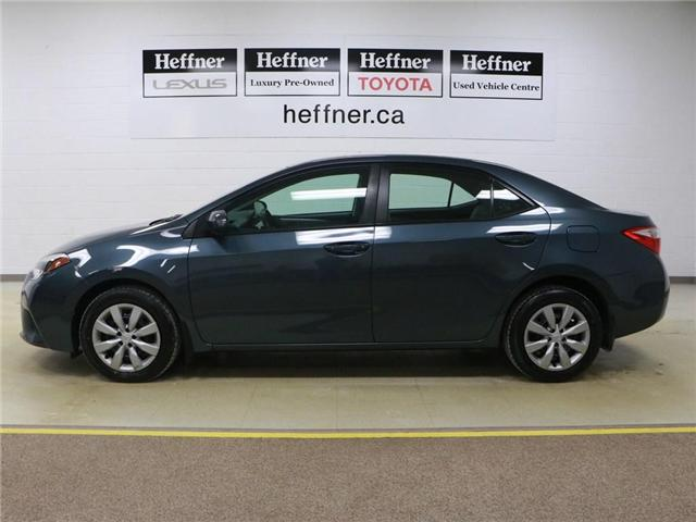 2014 Toyota Corolla LE (Stk: 186553) in Kitchener - Image 18 of 28