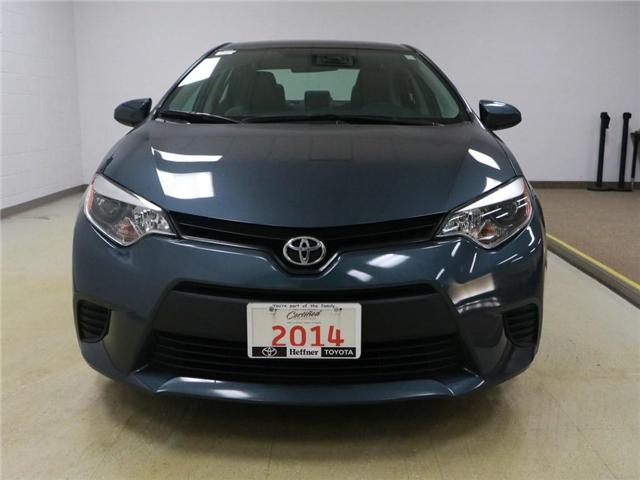 2014 Toyota Corolla LE (Stk: 186553) in Kitchener - Image 19 of 28