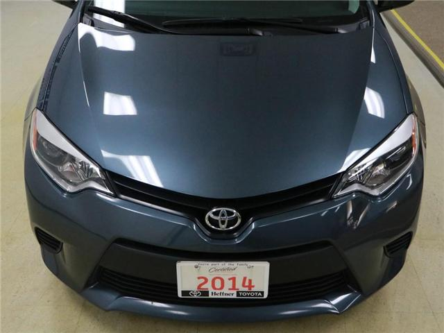 2014 Toyota Corolla LE (Stk: 186553) in Kitchener - Image 24 of 28