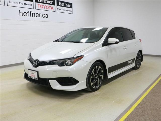 2016 Scion iM Base (Stk: 186565) in Kitchener - Image 1 of 27