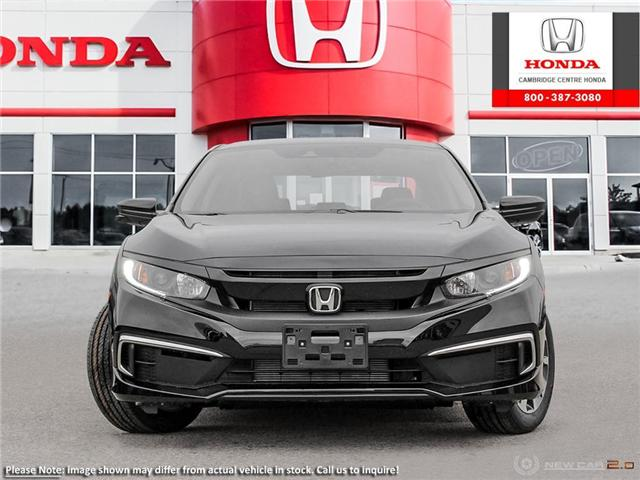 2019 Honda Civic EX (Stk: 19422) in Cambridge - Image 2 of 24