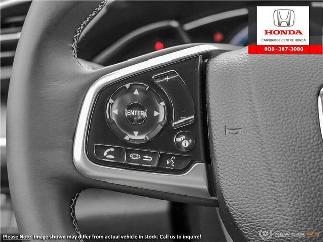 2019 Honda Civic EX (Stk: 19421) in Cambridge - Image 16 of 24
