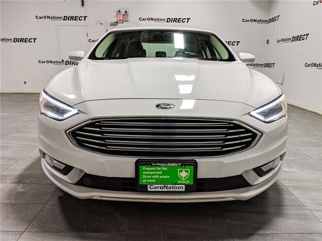 2017 Ford Fusion Hybrid SE (Stk: CN5483) in Burlington - Image 2 of 30